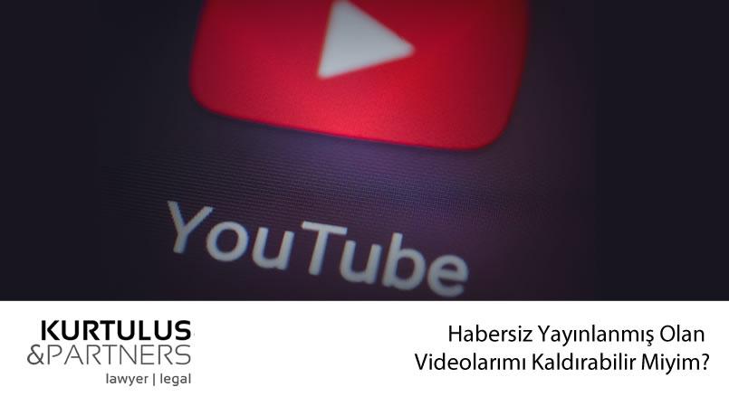 internetten video kaldırma